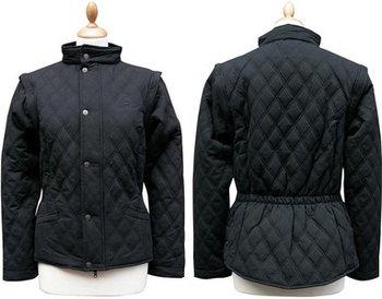 HH body coat zwart mt XS