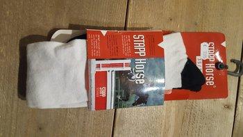Sokken stap horse wit 35-38