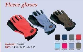 Fleece handschoenen, Red Horse